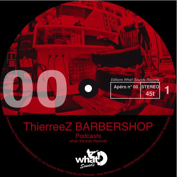 Aperitif number 07 live deep house thierreez barbershop mixed by spike thierreez - Barbier salon de provence ...