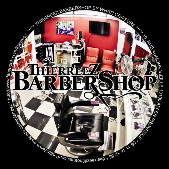 Podcast thierreez barbershop salon de coiffure mixte coiffeur et barbier aix en provence - Barbier salon de provence ...