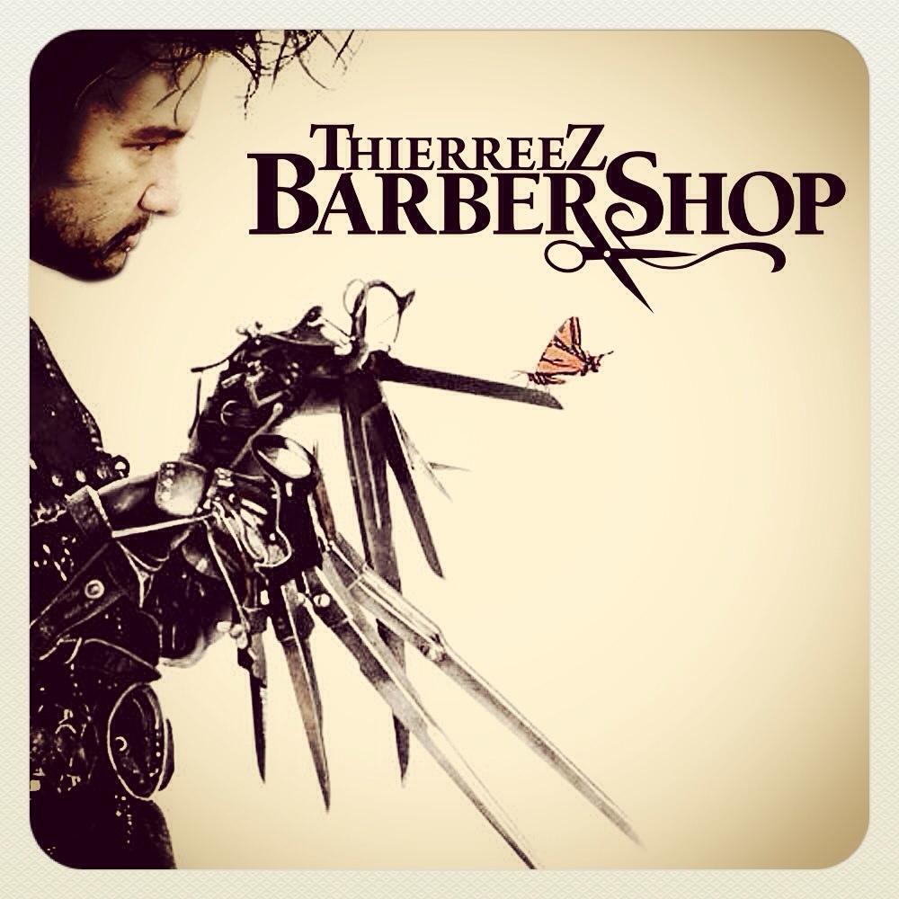 Thierreez barbershop aux mains d argent thierreez barbershop salon de coiffure mixte - Barbier salon de provence ...
