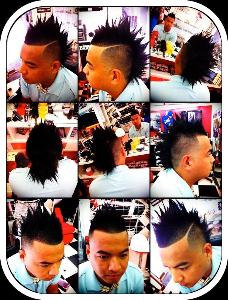 Coupe homme thierreez barbershop salon de coiffure mixte coiffeur et barbier aix en provence - Barbier salon de provence ...