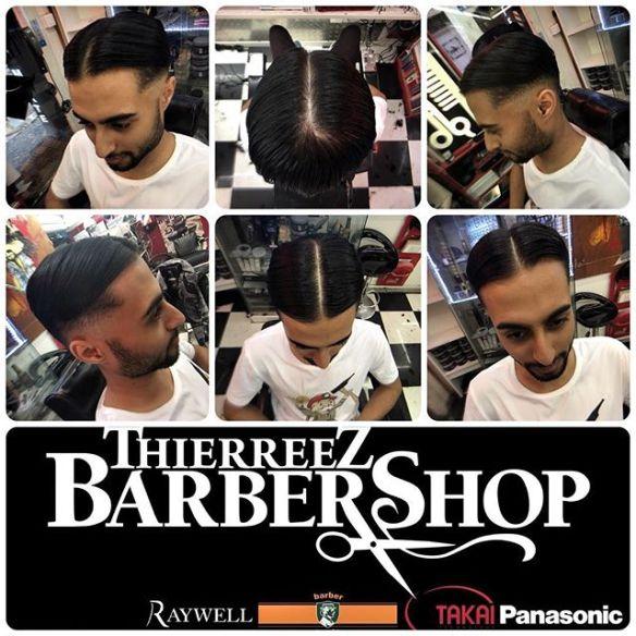 Photos thierreez barbershop salon de coiffure mixte coiffeur et barbier aix en provence - Barbier salon de provence ...